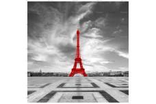 0021.01-F (купон 0,75х0,75) Париж башня