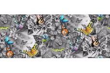 0079.04-F  бабочки